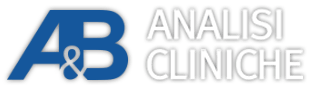 A&B Laboratorio Analisi Logo